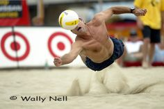 Volleyball- LOVE IT! it feels amazing to make an incredible save like this one!