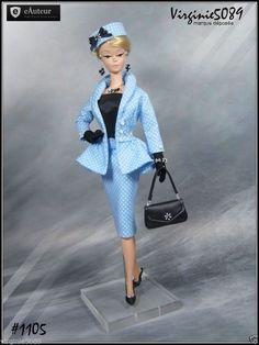 Tenue Outfit Accessoires Pour Barbie Silkstone Vintage Integrity Toys 1105 | eBay