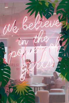 Supré HQ Is Perfectly Pink and Full of Girl Power