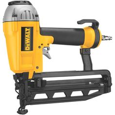 "Dewalt D51257K, 16 Gauge 1"" - 2-1/2"" Finish Nailer https://cf-t.com/dewalt-d51257k-16-gauge-1-2-12-finish-nailer"