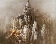 Anor Londo from Dark Souls