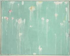 Bedroom art Cy Twombly, American, born 1928, Untitled, 2003