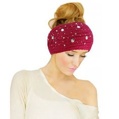 5-Pack: Ultra-Soft Knit Headbands - Assorted Styles at 77% Savings off Retail!