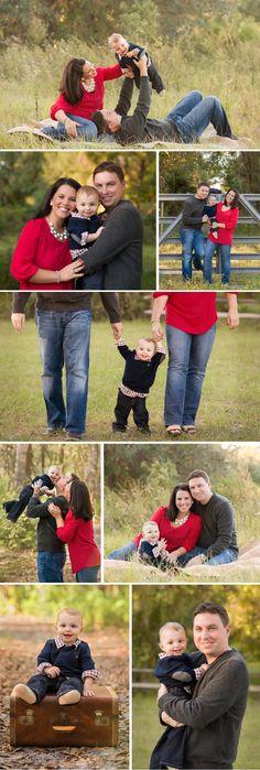 Family Photography, Family of three, Outdoor Family Photos, Tampa Family Photographer Sherri Kelly