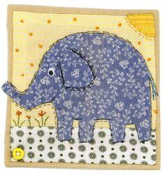 Elephant by Sharon Blackman