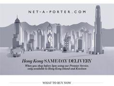 Pop up HK skyline