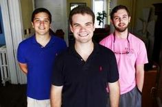 Three University of Louisville fraternity brothers perfect stem-cell matches: There's a 1 in 540 chance that a potential donor on the stem cell registry will be matched with a patient who needs them. But despite the odds, 3 U of L fraternity brothers all donated over the past three years.