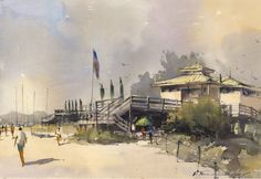 Landscapes - Vladislav Yeliseyev, NWS
