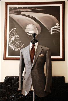Nice Grey Suit