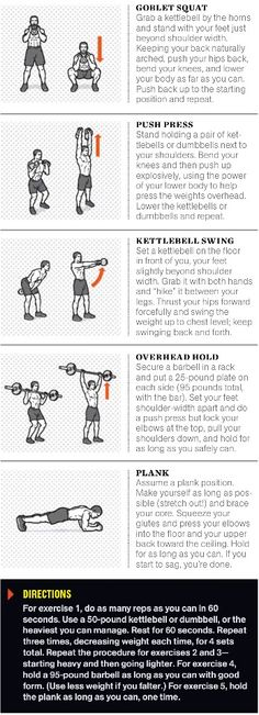 """THE ALL NEW 300 WORKOUT Building 300-level abs isn't complicated. But don't mistake """"simple"""" for """"easy."""" Stapleton started Mark Twight's workout with a five-minute warmup, then rowed 500 meters as fast as he could (on a machine). Next, he did the five exercises below"""