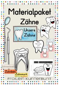 Teeth material package - teaching material in subject teaching - - Activities For Teens, Health Activities, Preschool Themes, Preschool Activities, Audi Tt, Bugatti Veyron, Apple Tv, Health Literacy, Dental Health Month