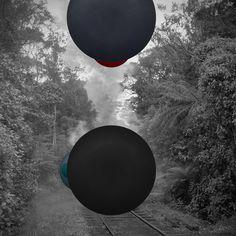 Gavin Hipkins.  New Age (Tracks I) Photography Collage, Artistic Photography, Landscape Photography, Photography Ideas, New Age, Black And White Photography, Art History, Gallery, Drawings