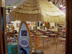 Beach Themed Classroom, great for summer!