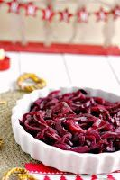 Slow Cooker Christmas Spiced Red Cabbage