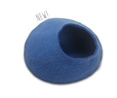 Shop where every purchase helps shelter pets! Walking Palm Cat Cave Blue - from $49.99