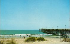 1000 images about topsail island surf city nc on for Surf city fishing pier