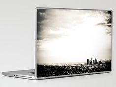 A Los Angeles laptop skin. I must also have this.