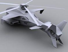 Airwolf concept