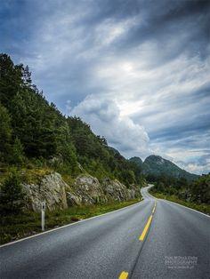 Po drodze, Norwegia