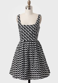 Darling Dachshund Printed Dress(with a sweater underneath or cardigan over for the fall)