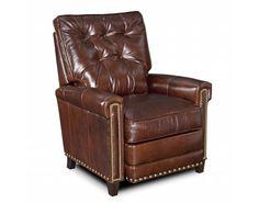 Leif High Leg Reclining Lounger | Bradington Young | Star Furniture | Hooker Furniture – Sam Moore – Bradington Young – Seven Seas