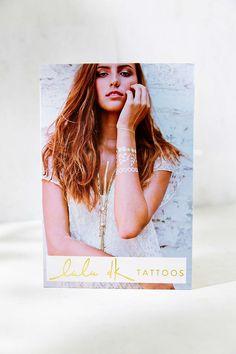 Lulu DK High Noon Jewlry Tattoos - Urban Outfitters