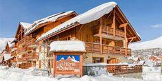 Wintersport – La Toussuire – Chalet-appartement L'Ecrin des Sybelles