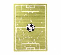 Found it at Wayfair - Soccer Grass Green Area Rug Green Grass, Throw Rugs, Area Rugs, Soccer, Kids Rugs, Football, Home Decor, Passion, Interiors