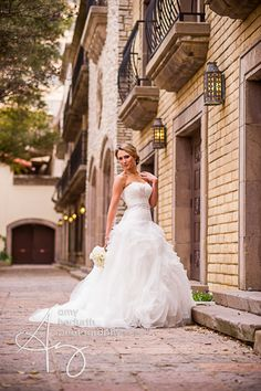 Shannon's Bridal Photography Las Colinas Canals