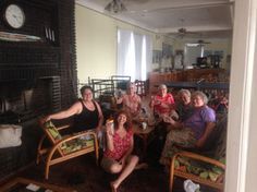 Events 2015 - August Sewing Retreat coordinated by Kathleen