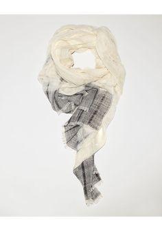 khadi and co   long open weave scarf in a handspun wool Garde Robe, Ceinture 0401fe5c7a2