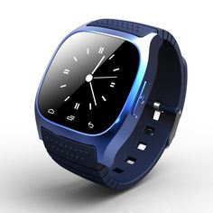 Bluetooth Luxury Wrist Sport Smart Watch Wristwatch M26 h with Dial SMS Remind Pedometer for Samsung & Huawei Andriod Phone