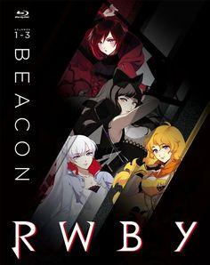 Rwby: Vols. 1-3 Beacon