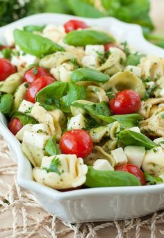 9 BEST Summer Basil Recipes | Moore or Less Cooking Food Blog