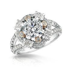 Marie Diamond Ring