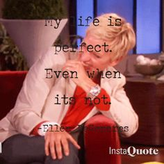 Community Post: 17 Reasons Ellen DeGeneres Should Be President Of The World Ellen Degeneres And Portia, Ellen And Portia, Ellen Quotes, Love Her Style, My Love, Freaking Hilarious, Funny, Animal Activist, Make Me Happy