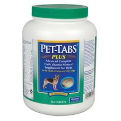 Pet-Tabs Plus for Dogs, 365 Tablets  check it out at www.petsuppliesonlineuk.com
