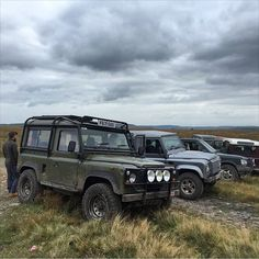 @greenalex90 And His Pals Looked To Have Had Fun There .. If You Want Your LandRover Featured Please Send Me A Message #LandRover #LandRoverOffRoad  #LandRoverDefender #LandRoverDiscovery #LandRoverFreelander #LandRoverSeries  #Defender90 #Defender110 #DefenderTd5 #Discovery1 #Discovery2 #Discovery3 #DiscoveryTd5 #Series1 #Series2  #FreeLander #300Tdi #200Tdi #Td5 #OffRoad #4x4 #RangeRover #RangeRoverClassic by landrover24_7 @greenalex90 And His Pals Looked To Have Had Fun There .. If You…