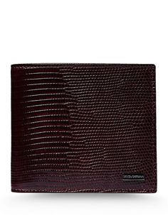 Wallet Men's - DOLCE & GABBANA
