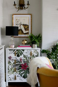 Fashion inspired living space!