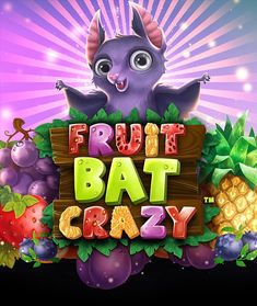 Betsoft go Fruit Bat Crazy - Return to Player Bat Symbol, Fruit Bat, Special Symbols, First Game, Casino Games, Cherries, Fresh Fruit, Sink, Articles