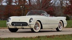 1953 Chevrolet Corvette Roadster 1 of 300 Produced presented as lot S229 at Kissimmee, FL 2016 - image1