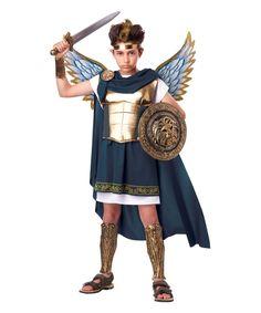 Archangel Gabriel Boys Costume - Boys Costume