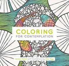 Coloring for Contemplation (Watkins Adult Coloring Pages) von Amber Hatch http://www.amazon.de/dp/1780289251/ref=cm_sw_r_pi_dp_miAIvb0J4APST