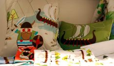 Beserk! Leif Eriksson Day - here we come! linen Kasbaby viking Kids Instyle Sydney – bed linen