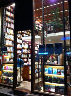 Bookstore Istanbul Turkey