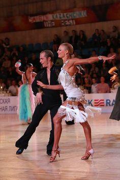 i love those shoes..  Yulia and Riccardo