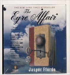 The Eyre Affair Thursday Next Novels Publisher: Penguin Audio; Unabridged edition: Jasper Fforde, Susan Duerden: 9780143145707: Amazon.com: Books