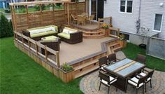 patio and deck ideas - Bing Images