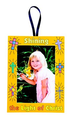 Shining the Light of Christ Frames (216-069) from Guildcraft Arts & Crafts